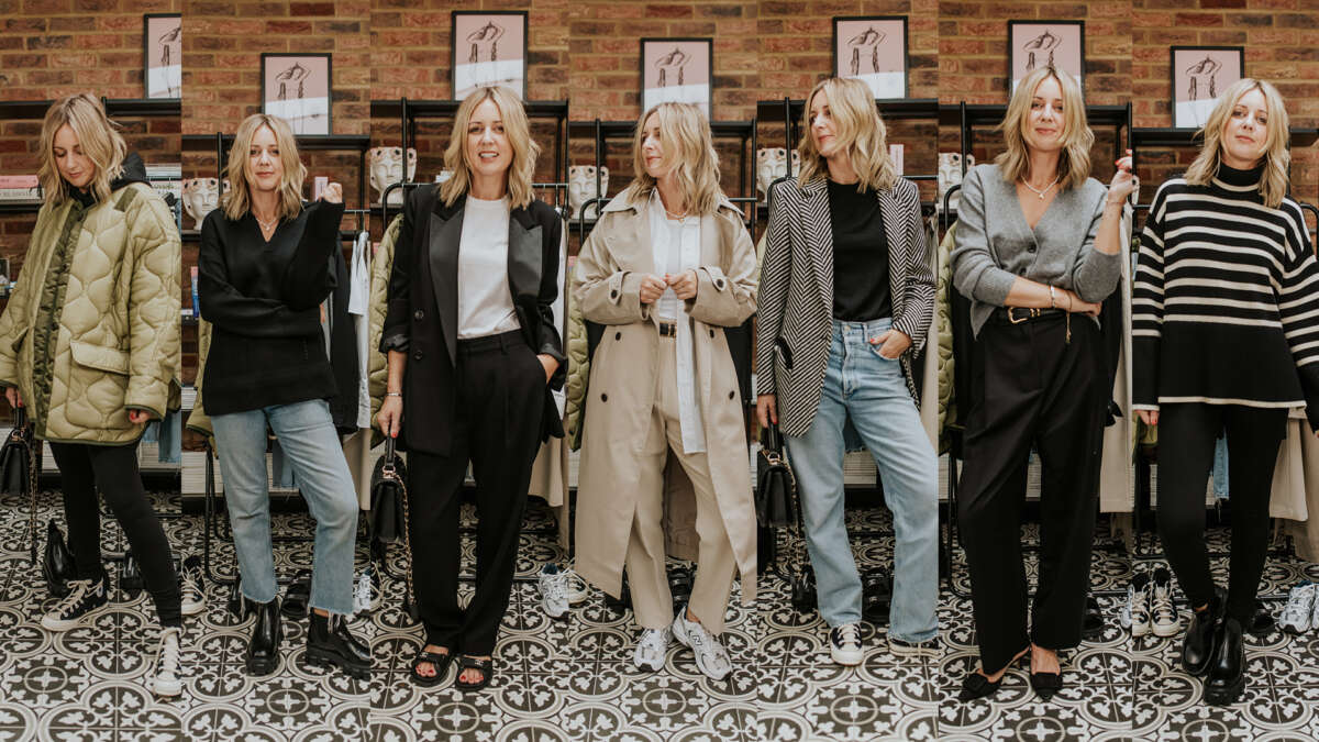 Emma Rose Style 7 Days 7 Outfits for A/W 21