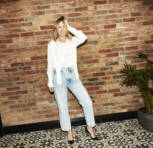 Emma Rose Style River Island Jeans